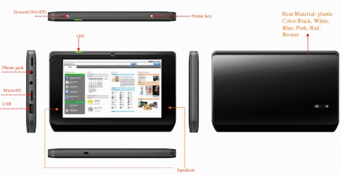 Freescale introduces sub 200 web tablet reference design for Are smart scales worth it